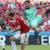 مباراة البرتغال والمجر اليوم والقنوات الناقلة أبوظبى الرياضية HD5