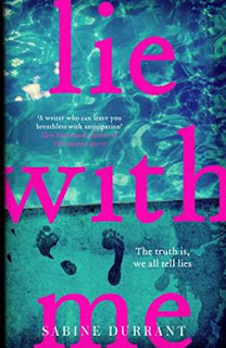 Lie With Me by Sabine Durrant