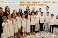 Završni koncert dječjeg zbora Čarčojak - Bol slike otok Brač Online