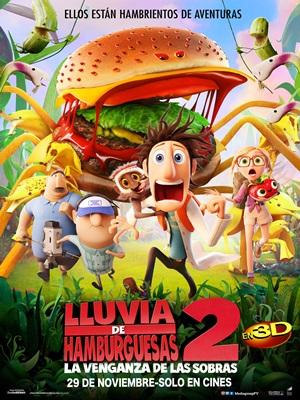 Lluvia de hamburguesas 2 Película Completa HD 1080p [MEGA] [LATINO]