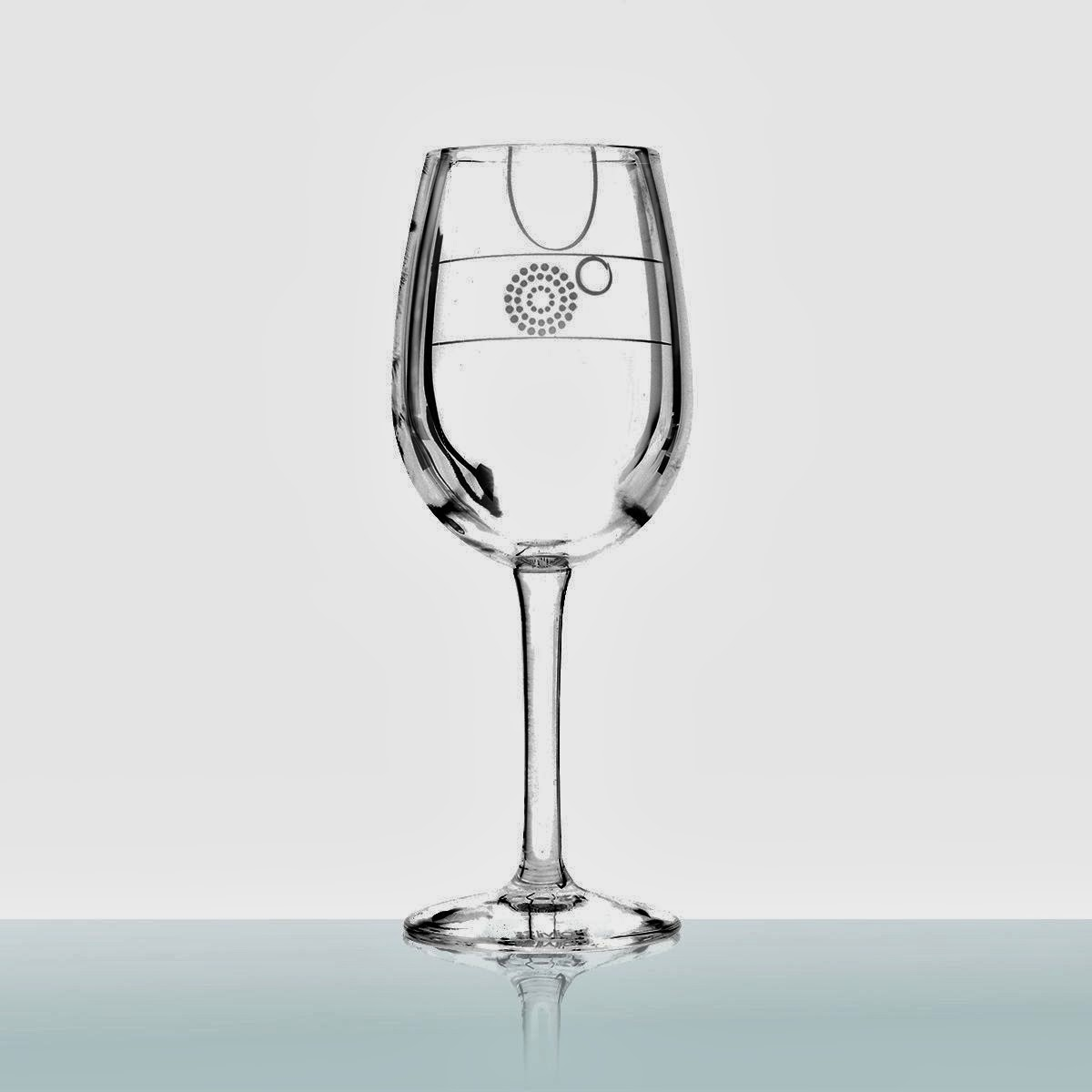 portion control wine glass