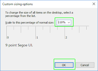 How to Increase the Text Size on Your Computer in Window 10
