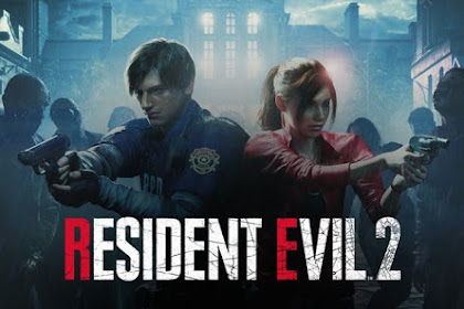 Free Download Resident Evil 2 Remake Include All DLC for PC Laptop
