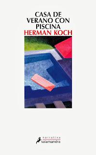 Casa de verano con piscina Heman Koch