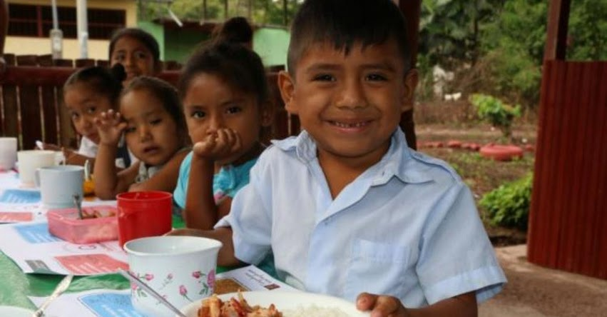 QALI WARMA: Más de 3.8 millones de escolares reciben diariamente alimentos nutritivos - www.qaliwarma.gob.pe