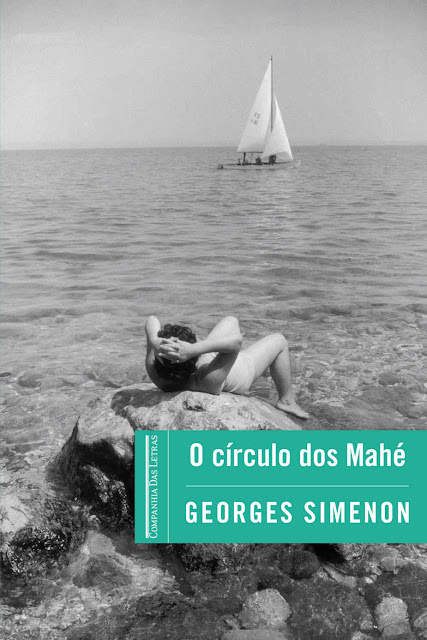 O círculo dos Mahé - Georges Simenon