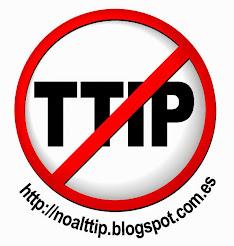Página facebook de la campaña #NoalTTIP