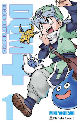 COMIC : MANGA - DQM    Dragon Quest Monsters #01 Mine Yoshizaki  (6 noviembre 2018)  COMPRAR COMIC EN AMAZON ESPAÑA