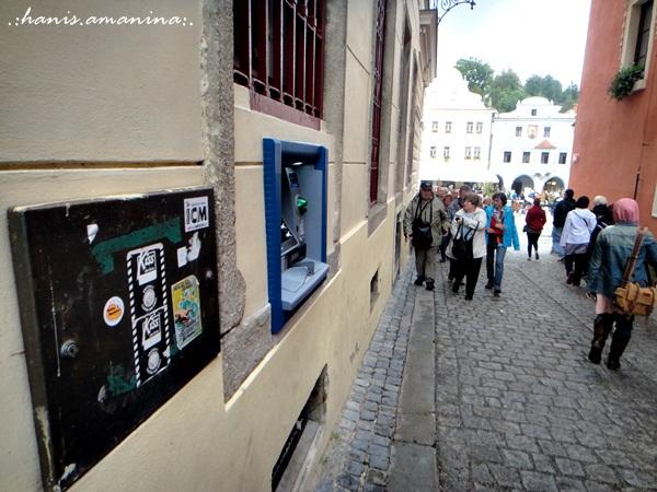 Český Krumlov, Czech