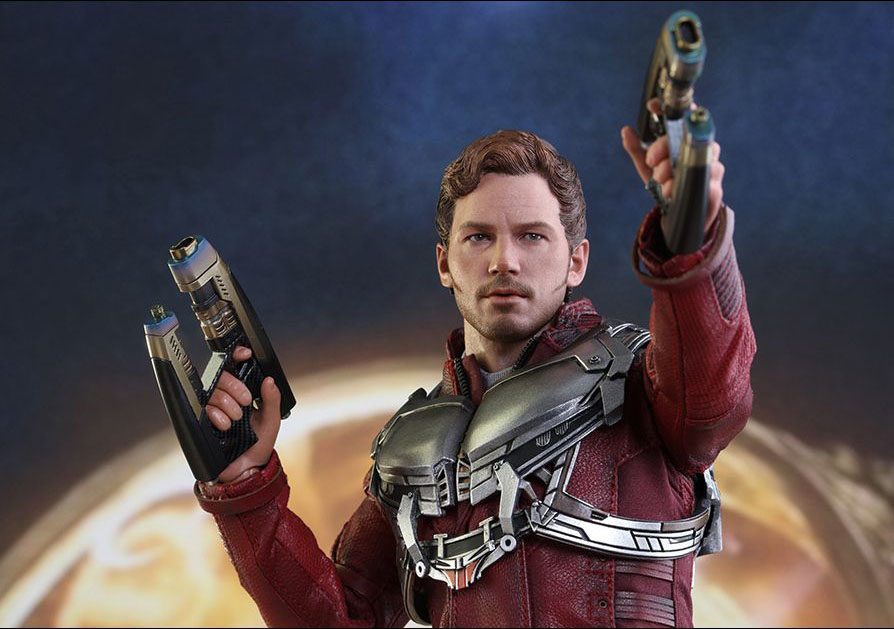 GUARDIANS OF THE GALAXY VOL.2 - STAR-LORD (Deluxe Version) 14
