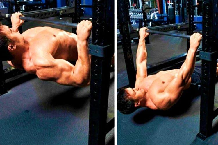 Ters Çekiş egzersizi hem kol kaslarını hem de sırt kaslarını çalıştıran eşsiz bir harekettir.