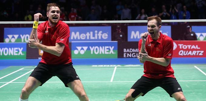 Vladimir Ivanov-Ivan Sozonov badminton Russia