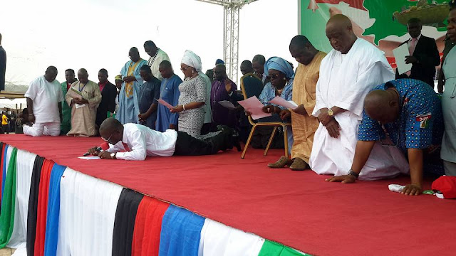 Kidnapping, Assassination, Fulani Herders' Crisis Reduced Since I Dedicated Benue To God - Gov Ortom