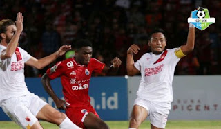 Persija Jakarta vs PSM Makassar 2-2  Liga 1 Jumat 6 Juli 2018