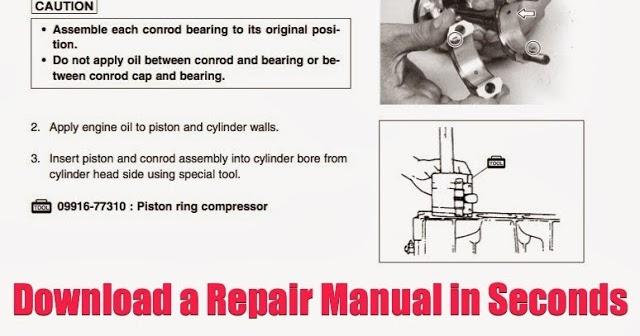 DOWNLOAD YAMAHA ATV REPAIR MANUALS INSTANTLY: How to Remove Front Drive Shaft Yamaha Big Bear