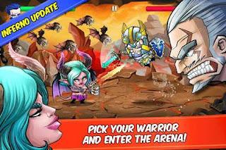 Tiny Gladiators Mod Apk Download