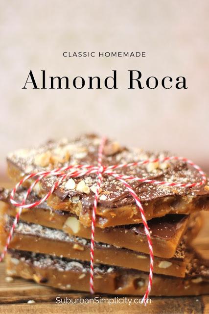 Almond Roca Recipe