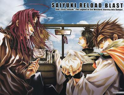 جميع حلقات انمي Saiyuuki Reload Blast مترجم عدة روابط