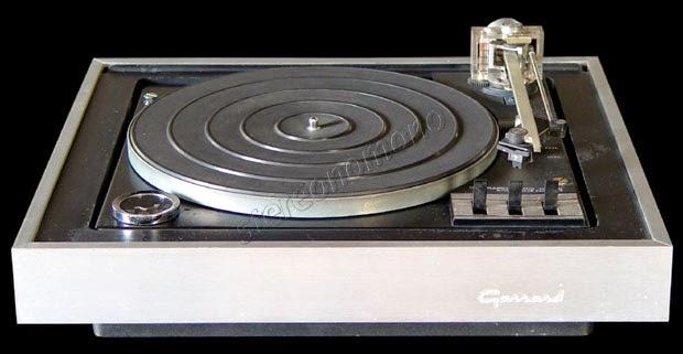 stereonomono - Hi Fi Compendium: Garrard Zero 100SB