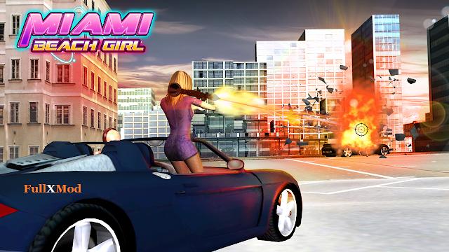 Miami Beach Girl Mod APK Terbaru