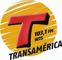 Rádio Transamérica Hits FM de Laguna ao vivo