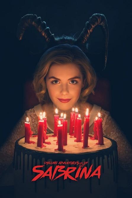 ver serie  Las escalofriantes aventuras de Sabrina (2018) online