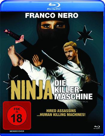 Enter The Ninja 1981 Dual Audio Hindi 300mb BRRip 480p x264