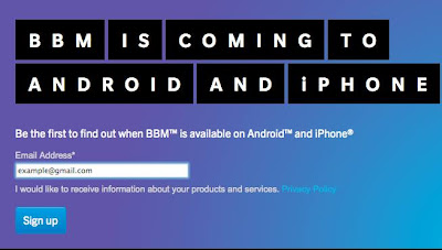 Download BBM Untuk Android Versi Resmi Lama dan Baru Apk