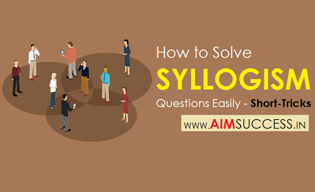 Syllogism MCQ for SBI Clerk 2018: 09 April