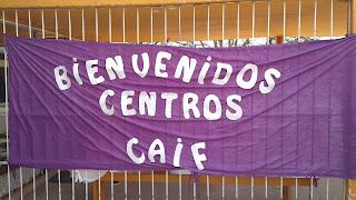 Bienvenida a los Centros CAIF