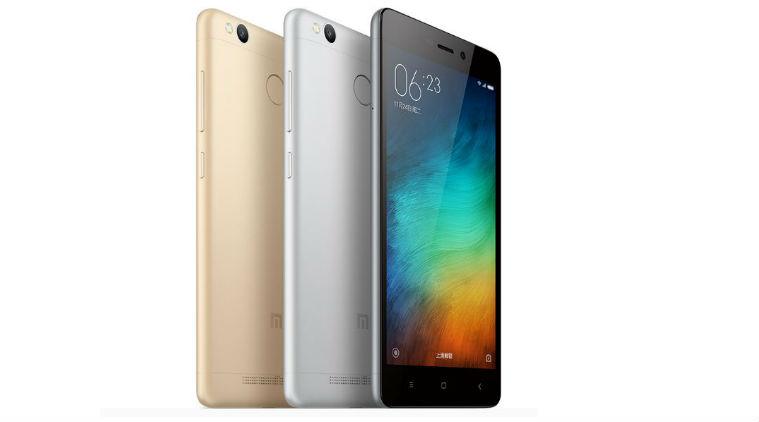 Xiaomi Redmi 3s budget smartphone