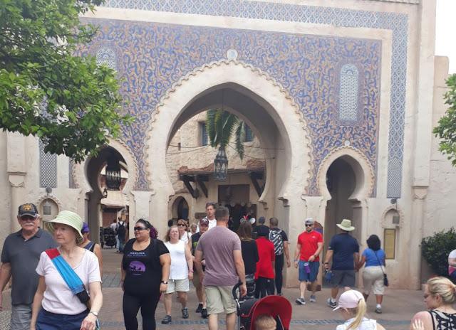 Morocco World Pavilion