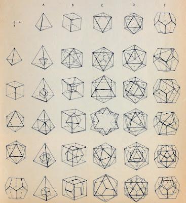 Центровете на стените на куба образуват октаедър и обратно