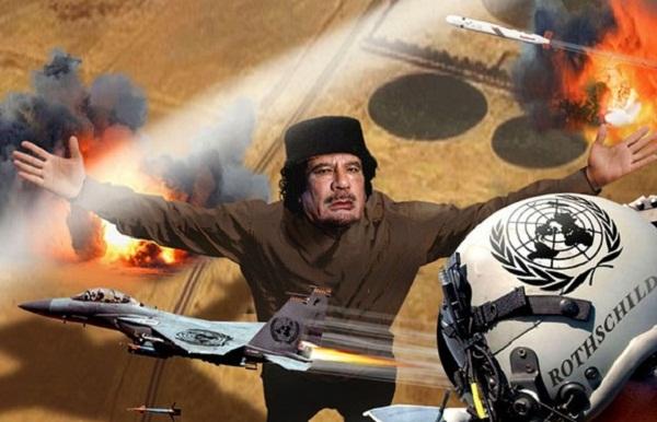 H ζωή στη Λιβύη του δικτάτορα Καντάφι κι ο εκδημοκρατισμός της χώρας από την πολιτισμένη δύση