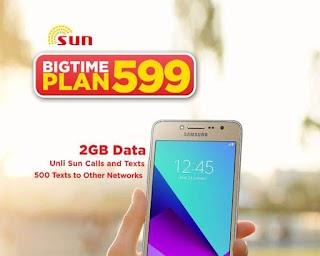Sun Postpaid Plan 599 - free Samsung Galaxy J2 Prime, J5 and LG K7