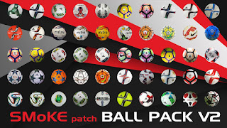 PES 2017 SMoKE Ball Pack v2