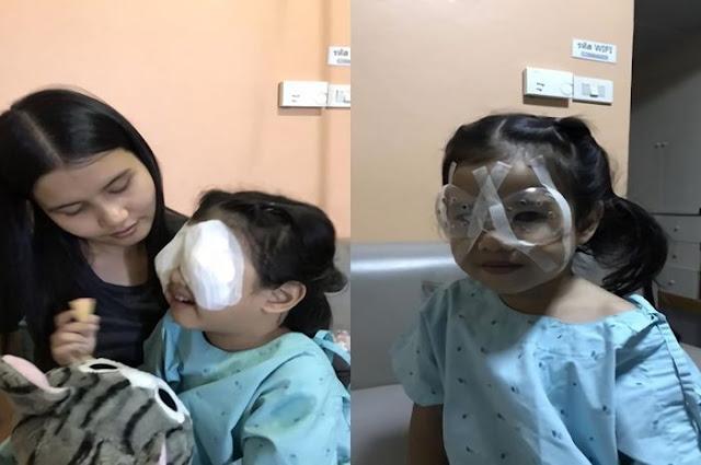 Miris! Kecanduan Gadget Sejak 2 Tahun, Balita 4 Tahun Harus Operasi Mata