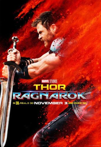 Thor: Ragnarok (BRRip 1080p Dual Latino / Ingles) (2017)