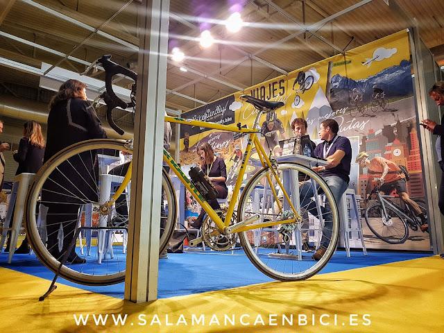 Salamanca en bici, Salamancaenbici, bikefriendly