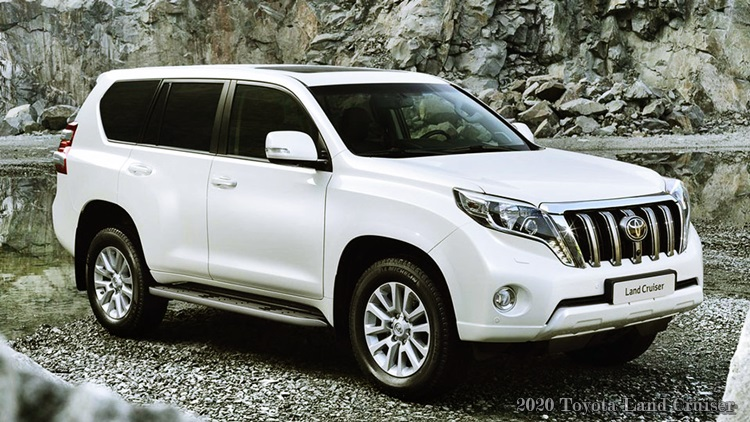 2020 Toyota Land Cruiser - News Review Models and Price