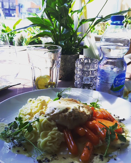 Restauracja Niku- czyli dlaczego lubie poniedziałki