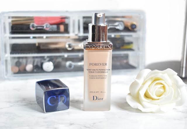 Dior DiorSkin Forever foundation - 010