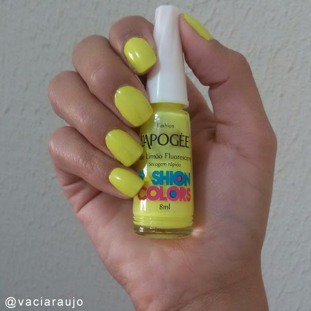 Verde Limão Fluorescente
