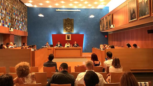 Pleno del Ayuntamiento de Barakaldo