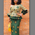 Catalogue of African Ankara Skirt and Blouse for Women and Girls Pics