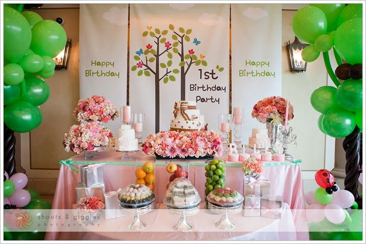 Plan A Memorable First Birthday For Your Baby FundooParties