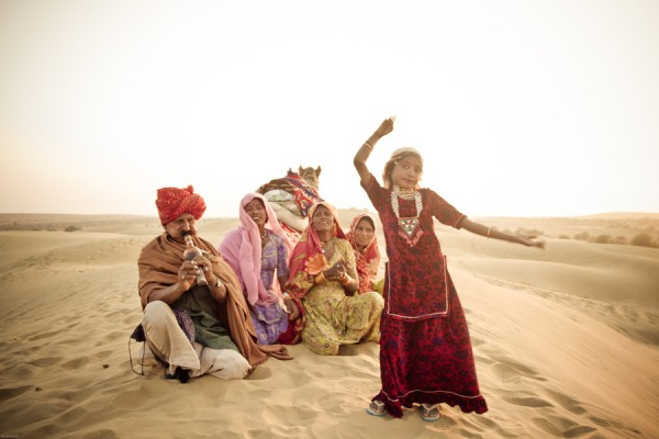 Desert Tunes by Hunaid Hussain