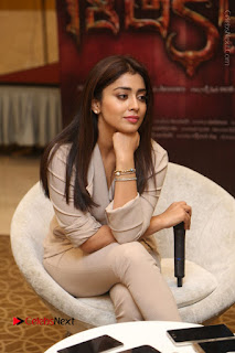 Shriya Saran Nandamuri Balakrishna at Gautamiputra Satakarni Team Press Meet Stills  0075.JPG