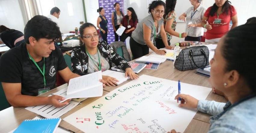 MINEDU y British Council capacitarán a docentes de inglés para mejorar el dominio de idioma [VIDEO]