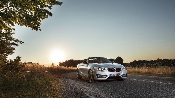 Wallpaper 5: New BMW 2 Series Convertible